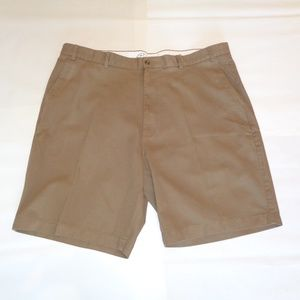 Casuals Roundtree & Yorke RELAXED FIT Brown Shorts